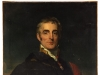 Upper Half - Portrait of Arthur Wellesley, 1st Duke of Wellington