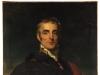 Upper Half - Portrait of Arthur Wellesley, 1st Duke of Wellington