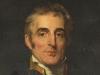Head Detail - Portrait of Arthur Wellesley, 1st Duke of Wellington